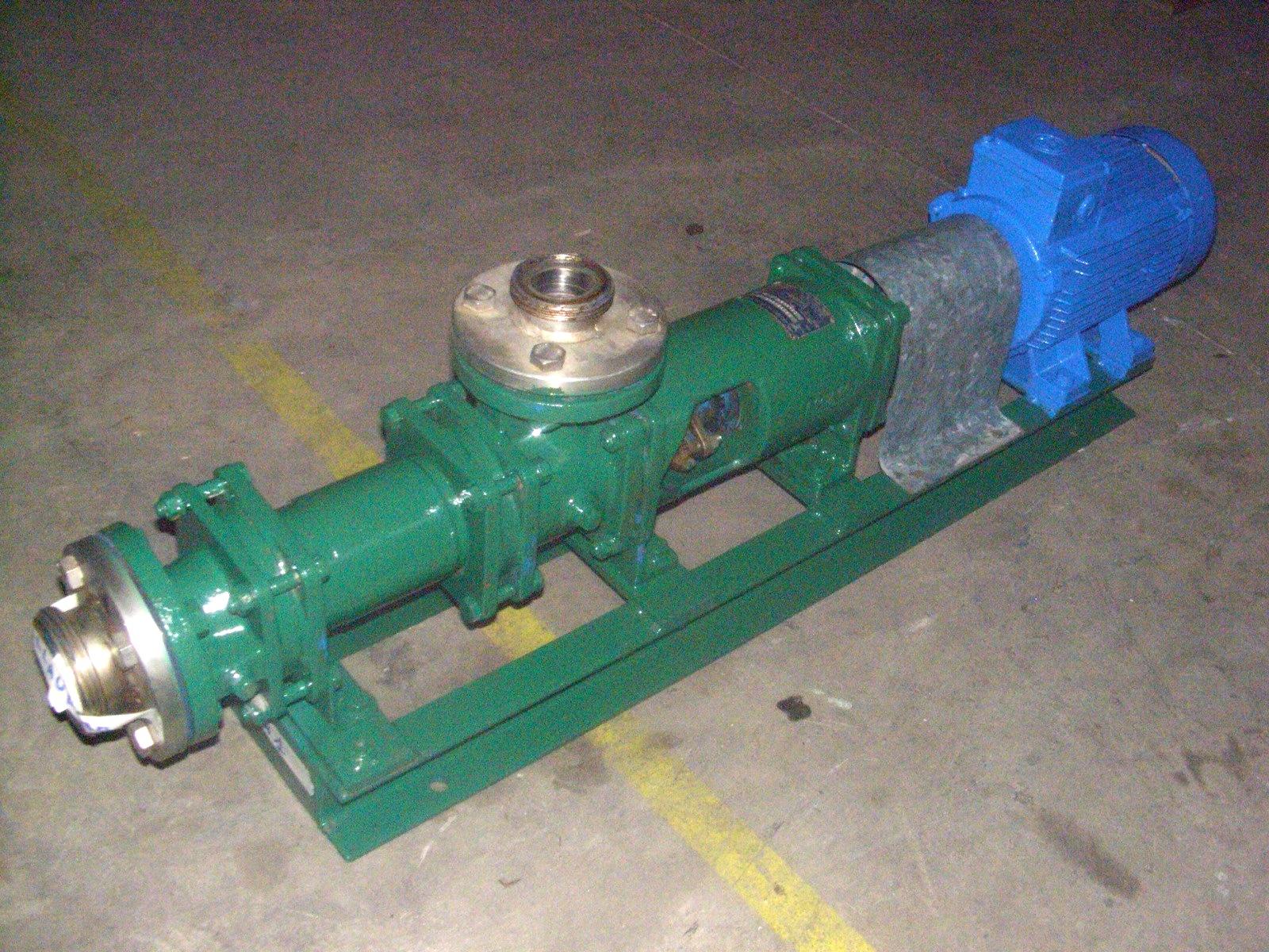 pompe mono  pompe lobi e pompe volumetriche